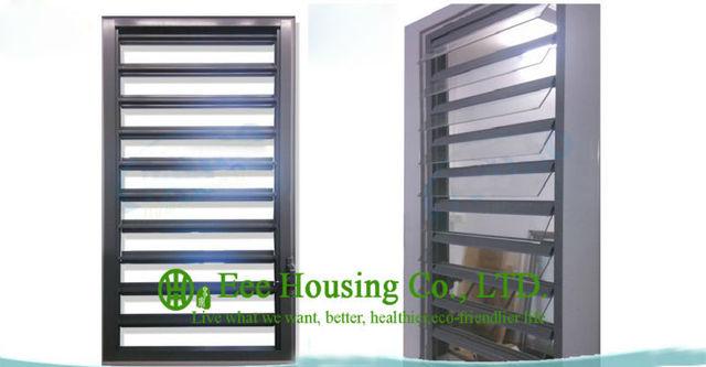 Superieur Glass Vent Louvers / Aluminum Shutters, Aluminum Glass Louvered Windows  With Hurricane Proof,