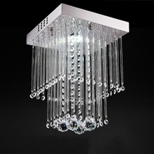 LED Crystal Chandelier Lighting For Bedroom Living Room Decoration