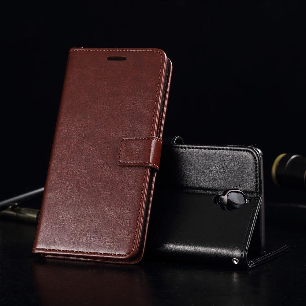 Oneplus 3 üçün 3T Case Lüks Cib Telefonu Sahibi PU Dəri Flip - Cib telefonu aksesuarları və hissələri - Fotoqrafiya 3