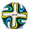 High Quality Official Size 5 Football Ball Unisex PU Granule Slip Resistant Football Seemless Match Game