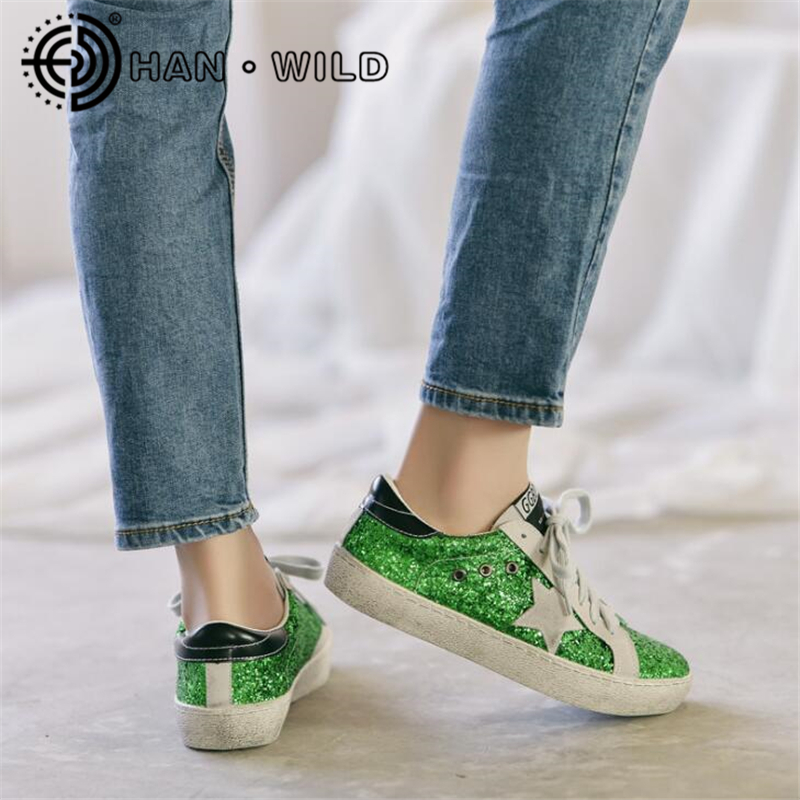 ... Casual Shoes Golden Star Female Do Old Dirty Flats Goose Shoes. В  избранное. gallery image f2c3b793fe48