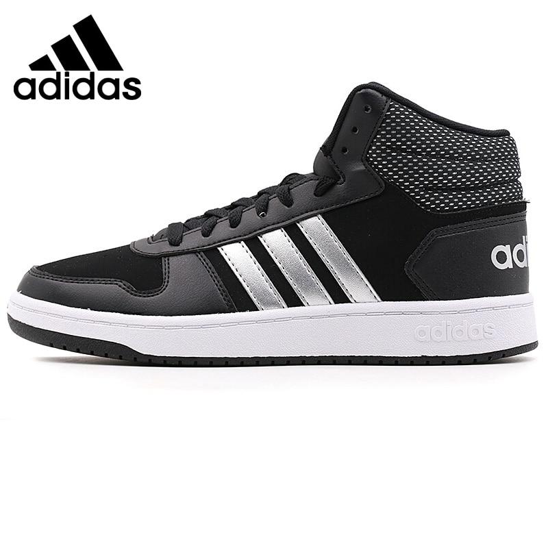 Original New Arrival 2018 Adidas HOOPS 2.0 MID Men's