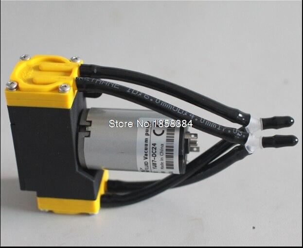 Miniature Vacuum Pump 12V 24V Quiet High Negative Pressure DC Pump Small Air Pump Inhalation Pump