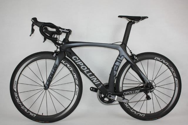 Cheap 2016 Cipollini RB1K Carbon Road complete Bikes bicicleta completa Many Different Colors Order Carbon Wheelset handlebar saddle