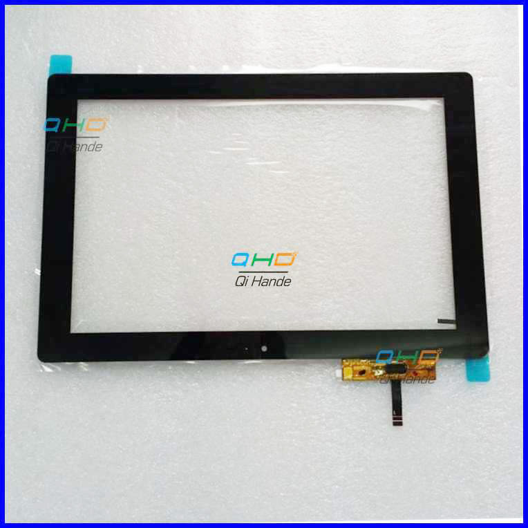 80701 - 0A5858Z Black New10.1 inch Windows Tablet 80701-0A5858Z Capacitive Touch Screen Panel Digitizer Sensor Replacement original new 10 1 capacitve touch screen panel 80701 0a5858z windows 8 tablet pc android touch digitizer pad mid glass