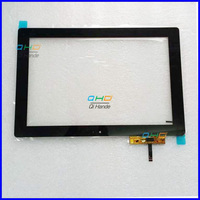 Free Shipping Black New10 1 Inch Windows Tablet 80701 0A5858Z Capacitive Touch Screen Panel Digitizer Glass