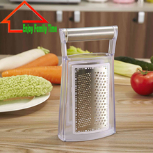 Free Shipping High Quality Stainless Steel Vegetable Shredder Carrot Vegetable Slicer Essential Multifunctional Tool for Salad