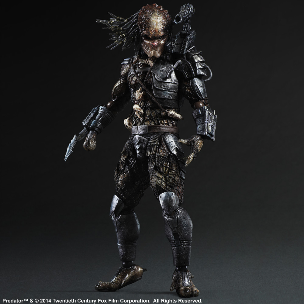 PREDATOR VARIANT PLAY ARTS Kai Predator 30cm PVC Action Figure Collection Toy Doll  gel fall 2016 kimono over collection 1001g цвет 1001g udon know me variant hex name a2c0c8