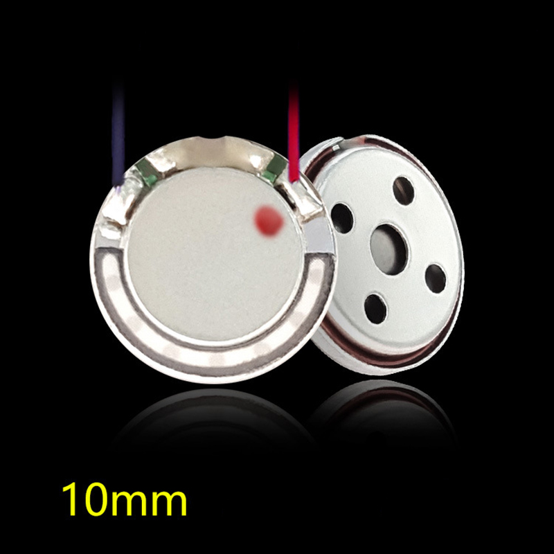 10mm 16 ohm Subwoofer Sports Wireless Bluetooth Earphone Speaker I7 i8 i9 Surround Sound Stereo HIFI Earplug Repair Accessories in Earphone Accessories from Consumer Electronics
