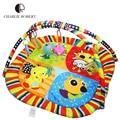 De alta qualidade bebê brinquedo crianças brincam Mat Tapete Infantil colorido dos desenhos animados Animal rastejando jogo Mat atividade ginásio Tapete 0 - 3 ano HK886