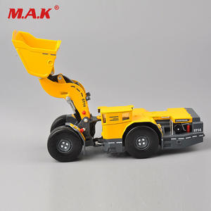 MAK Collection 1/50 Loader Truck Car Vehicles Diecast Model