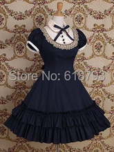 Gothic ผู้หญิงชุดย้อนยุค สำหรับ shirtdress
