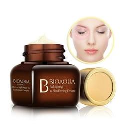 Facial Skin Care Pure Gold Essence Day Night Anti Wrinkle Eye Face Natural Cream Anti Aging Collagen Whitening Moisturizing
