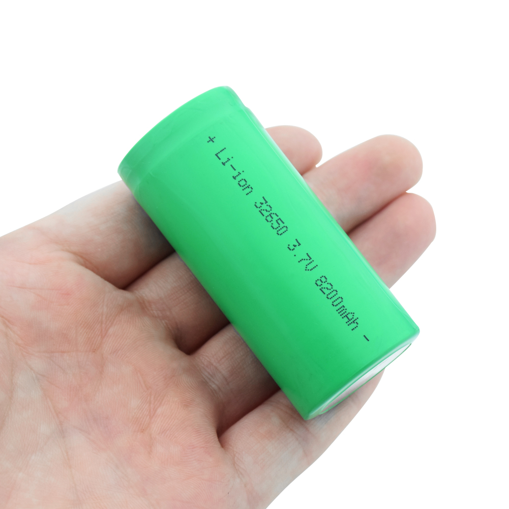 1 10PCS 3.7V 32650 Rechargeable Battery 8200mAh 32650 Li ion Batteries For LED Flashlights Remote Control Toys Emergency lights|Replacement Batteries|   - AliExpress