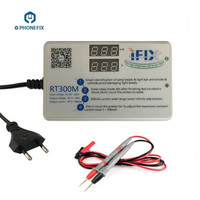 RT300M TV LCD LED Backlight Tester Fault Diagnostic Tool For LED LCD TV Laptop Voltage Testing With Smart LED Display