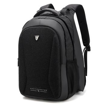 New Fashion Men's Backpack with Heating Function and USB Charge Port 15.6 inch Laptop Backpacks Anti Theft Business Travel Bags