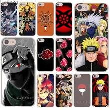 365ab86336c Lavaza Hokage Naruto Kakashi Japanese anime Hard Cover Case for iPhone X XS  Max XR 6 6S 7 8 Plus 5 5S SE 5C 4S 10 Phone Cases