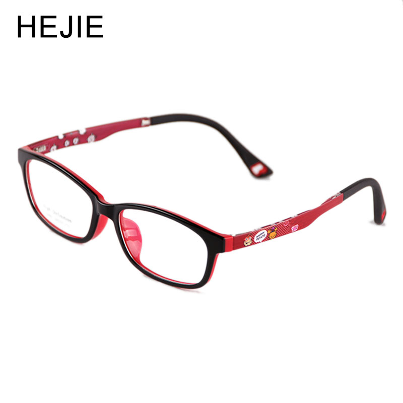 Модні дитячі окуляри TR90 Оправа з - Аксесуари для одягу