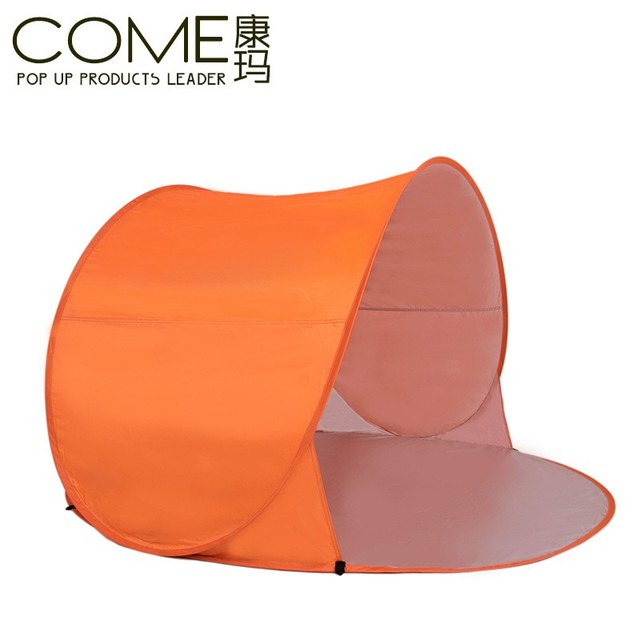 2018 Automatic Pop Up 2 Person Beach UV sun shelter shade Outdoor Camping Tourism Folding Awnings Fishing waterproof tent