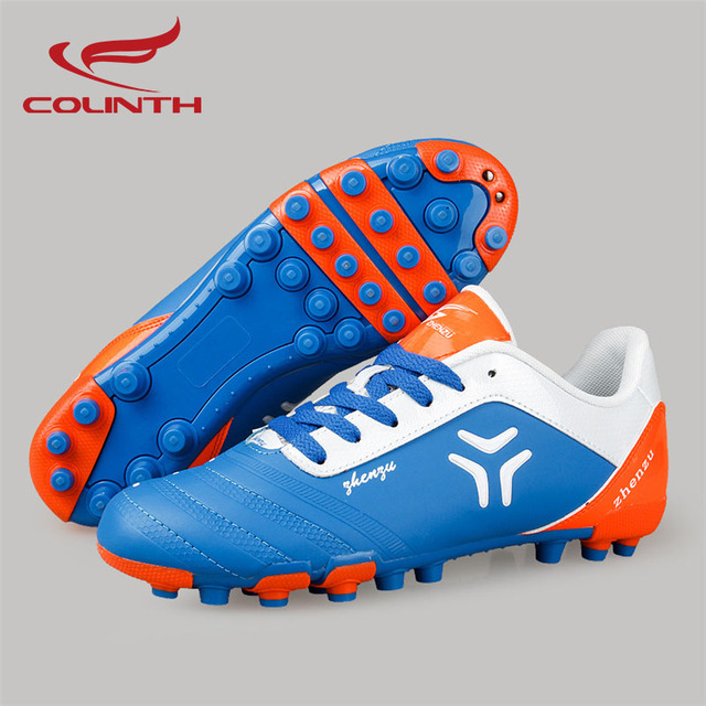 77a996f13 Best Offers 2018 Men s Football Boots Outdoor Lawn AG Nail Artificial  Ground Professional Soccer Shoes Sports