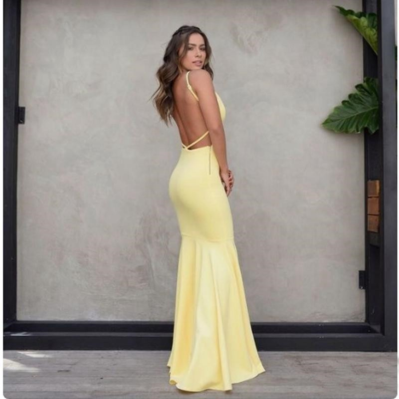 2019-sexy-yellow-mermaid-prom-dress-v-neck-floor-length-spaghetti-strap-backless-evening-party-gowns (1)