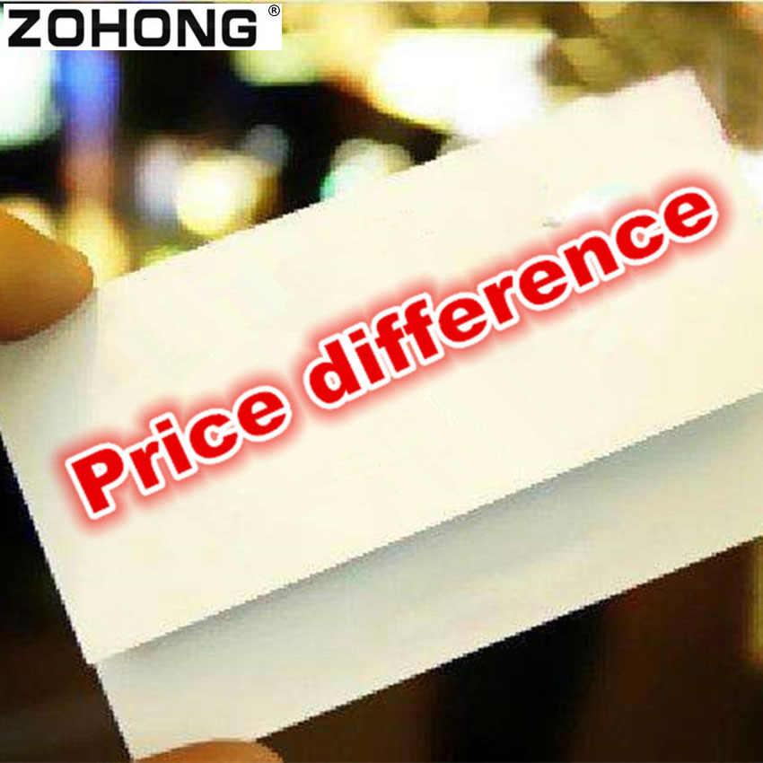 ZOHONG différence de prix juste pour le magasin ZOHONG 1 ou 10 ou 20 ou 50
