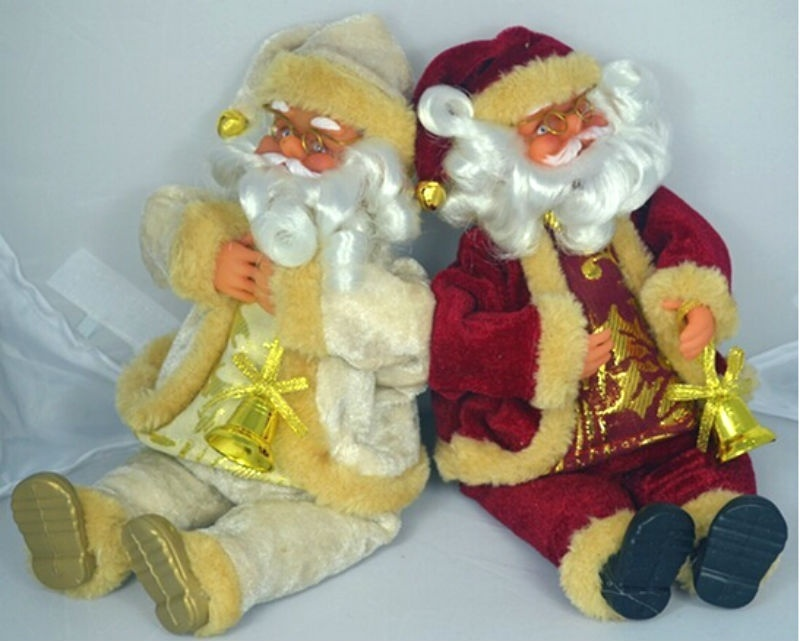 Online buy wholesale christmas figurines from china