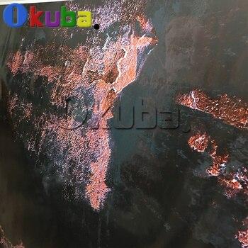 стикер бомба виниловая пленка | Ржавчина камуфляж винил обёрточная бумага ржавый ржавчины полный автомобиль тела наклейка бомба Лист пузырьков воздуха 1,52*30 м/рулон