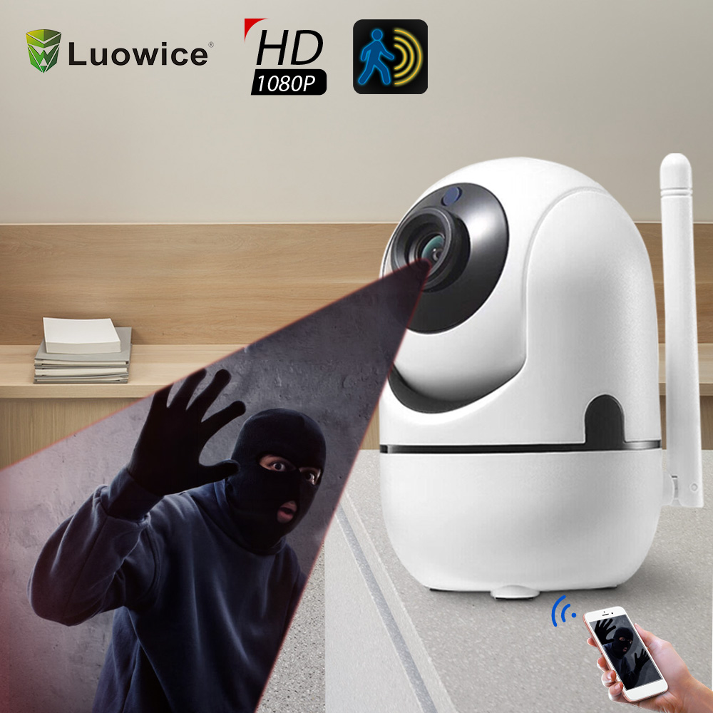 Image 4 - 2MP Surveillance CCTV Camera Indoor  wireless security  for home Two way audio  TCP/IP/ONVIF motion sensor mini wifi camera-in Surveillance Cameras from Security & Protection