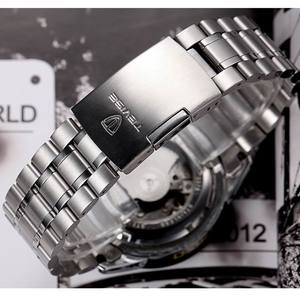 Image 5 - mens watches top brand luxury TEVISE Automatic Winding Tourbillon Mechanical Watch Sport Military Relogio Automatico Masculino