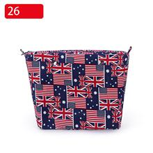 2016 New 19-28 Colors Classic Style Obag Interior Liner Bag O Bag Price Big Ambag Accessories for bags top-handle bags handbag