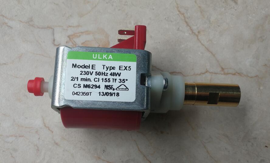 PAVONI 451001 TYPE EX5 UNIVERSAL VIBRATORY PUMP COFFEE MACHINE MICROPOD GAGGIA