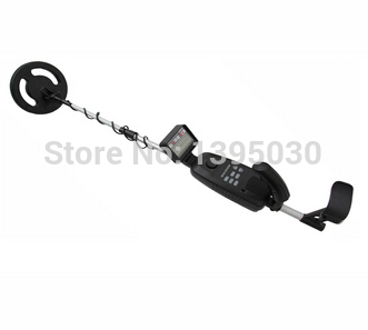 Waterproof Underground Searching Metal Detector Gold Digger Treasure for Gold Coins 1PCS searching for tilly