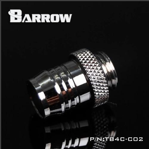 Barrow Black G1 / 4 'tipo moneda para 1/2 (ID12.7MM) tubería de agua - Componentes informáticos - foto 5