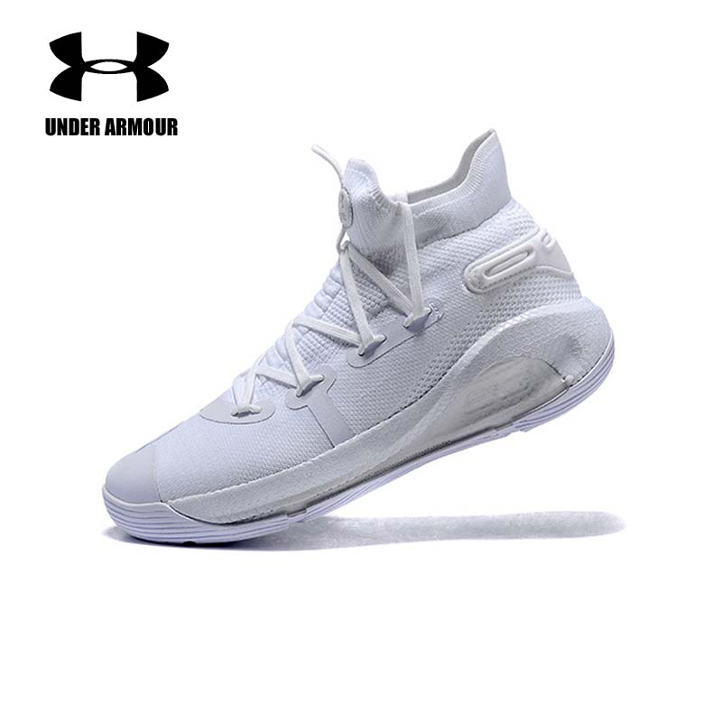 db9f1d105004 Under Armour Men Curry 6 Basketball Shoes high top new curry sports shoes  Zapatillas hombre deportiva training boots US 7-12