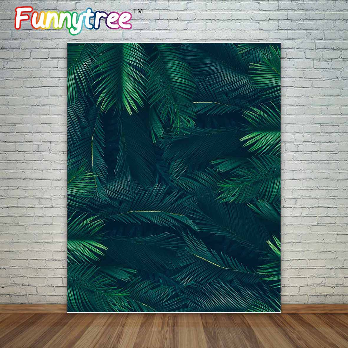 Jungle leaves tropical party theme birthday backdrop decoration photographic background photo backdrop for photography capisco super city photography backdrop theme building studio super hero photo background prop for photography party