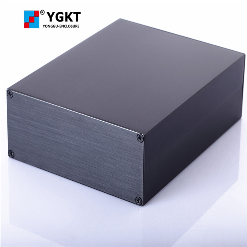 125-51-L  (W-H-L) PCB Aluminum Enclosure Electronic Enclosure Housing Project Box Aluminum