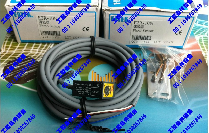 new original Taiwan's Yangming FOTEK photoelectric switch E2R-10N new original taiwan s yangming fotek new original photoelectric switch reflector mg 2mx mr 1 sensor
