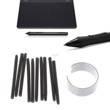 10 Pcs Graphic Drawing Pad Standard Pen Nibs Stylus for Wacom Drawing Pen HOt Sale 2018(China)