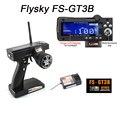 Flysky FS-GT3B FS GT3B 2.4G 3ch RC système pistolet télécommande émetteur et récepteur de FS-GR3E pour voiture RC bateau