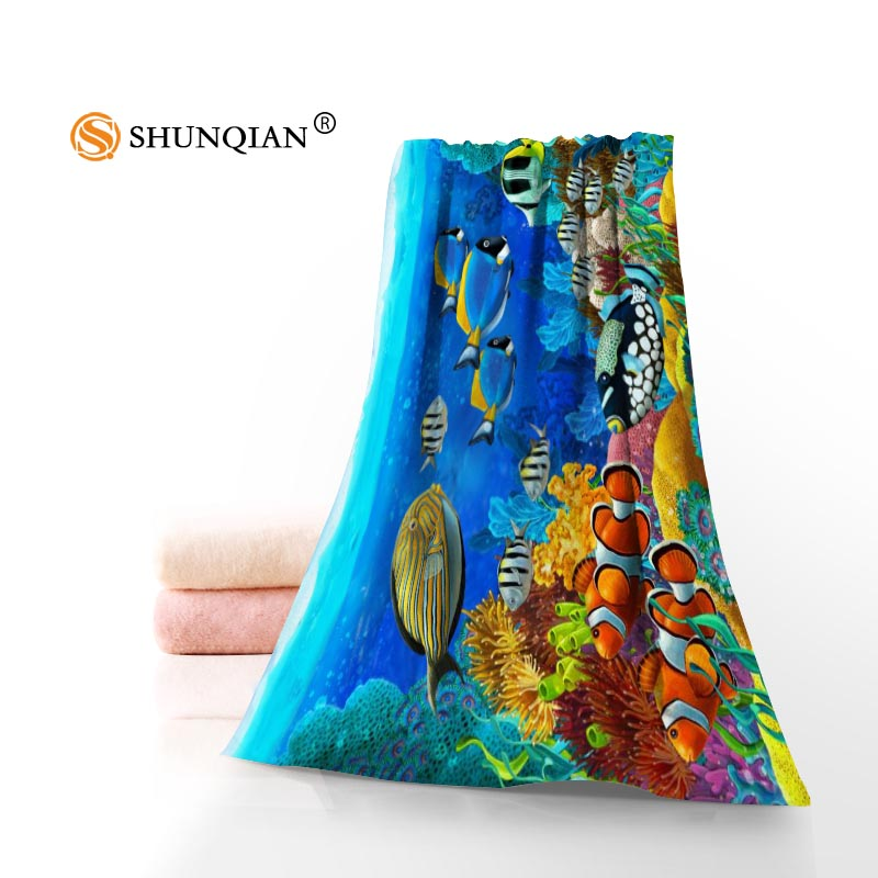 Face Towel Suppliers In Sri Lanka: Aliexpress.com : Buy High Quality Sea Turtle Fish Face