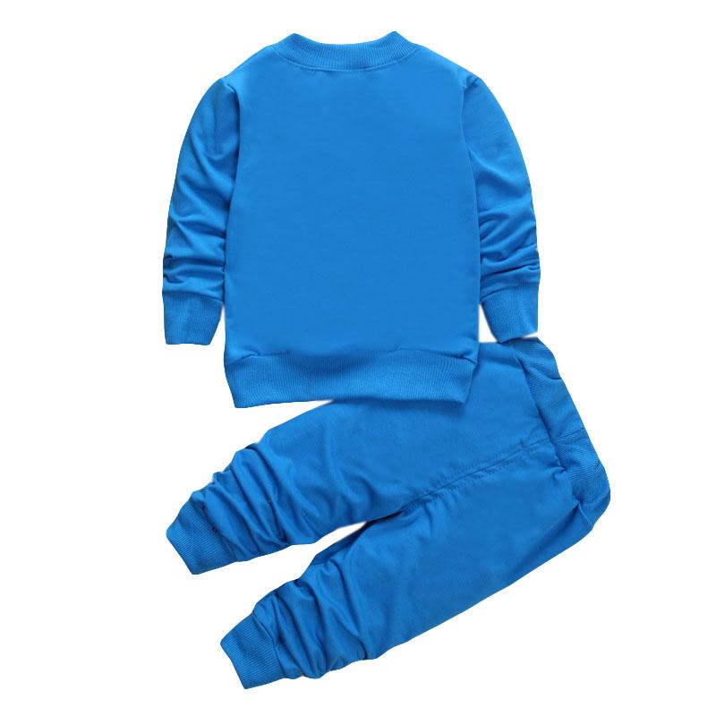 LZH Children Clothes 17 Autumn Winter Girls Clothes Set T-shirt+Pant 2pcs Outfits Kids Boys Sport Suit For Girls Clothing Sets 29