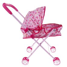 Toy driven wheelbarrow Folding type tool Shopping strollers Leisure playing Playing over 3 years pink and