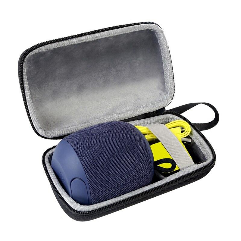 Devoto Funda Protectora Para Ue Ultimate Ears Logitech Ue Wonderboom Altavoz Bluetooth Súper Portátil Y Cargador Eva Viaje Duro