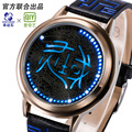 Spirit domain watches Luminous Function Men's Watches Top Brand Luxury Silicone Watches Men Clock Male Digital Wrist relojes