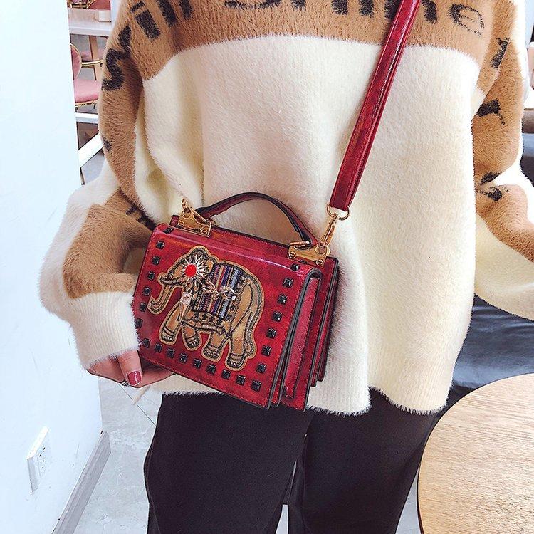 louis Luxury Brand Cross-body Bag Leather Flap Elephant Bags Case Handbags Lady Famous Brands Casual Tote Shoulder luis vuiton 59