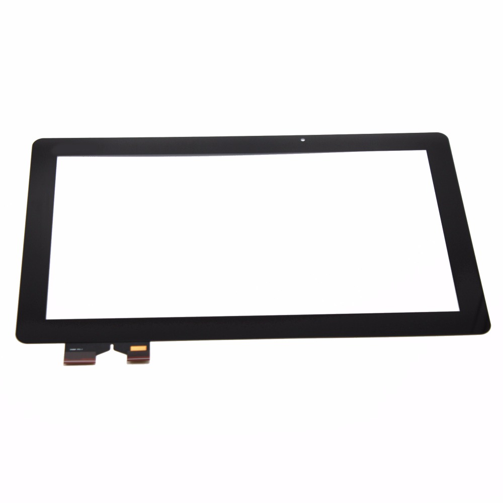 13.3 Inch Touch Screen Panel Digitizer Sensor Glass Replacement Parts For Asus Transformer Book T300L T300LA Replacement Parts used parts lcd panel touch screen digitizer glass assembly with frame replacement parts for asus transformer book t300 t300la
