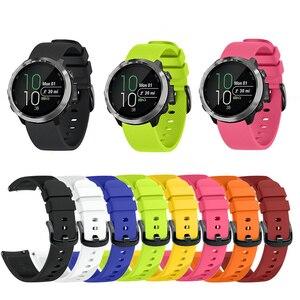Silicone Watch wrist Strap Wri