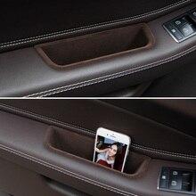 Для Mercedes Benz ML320 350 2012 GLE W166 купе c292 350d GL450 x166 GLS amg дверь подлокотник коробка для хранения Контейнер лоток организатор