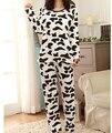 Adolescentes para adolescentes ropa de dormir de los niños niñas sistemas de la ropa 2015 del resorte del otoño hello kitty pijama niños ropa set family look